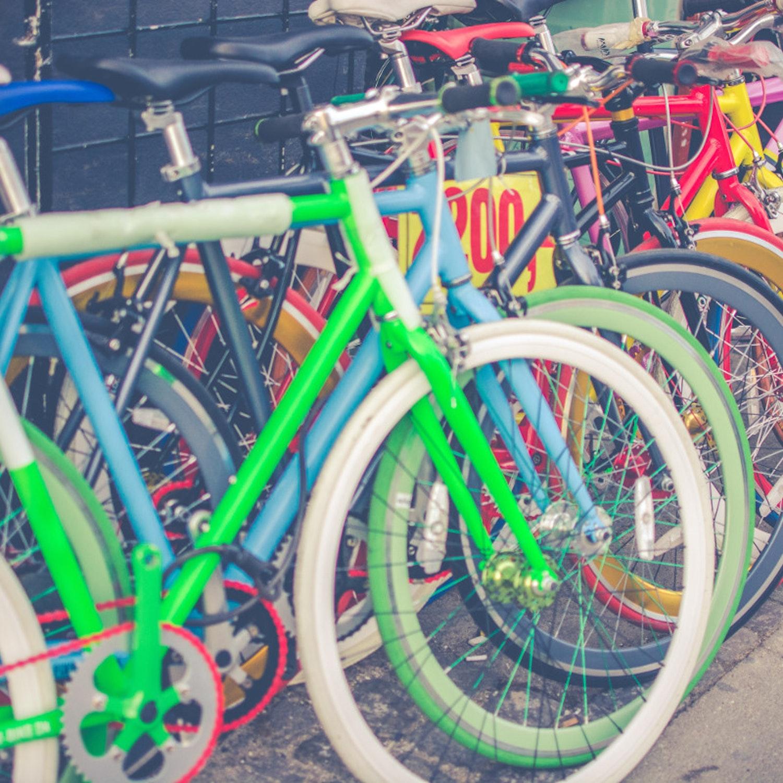 job bike rental
